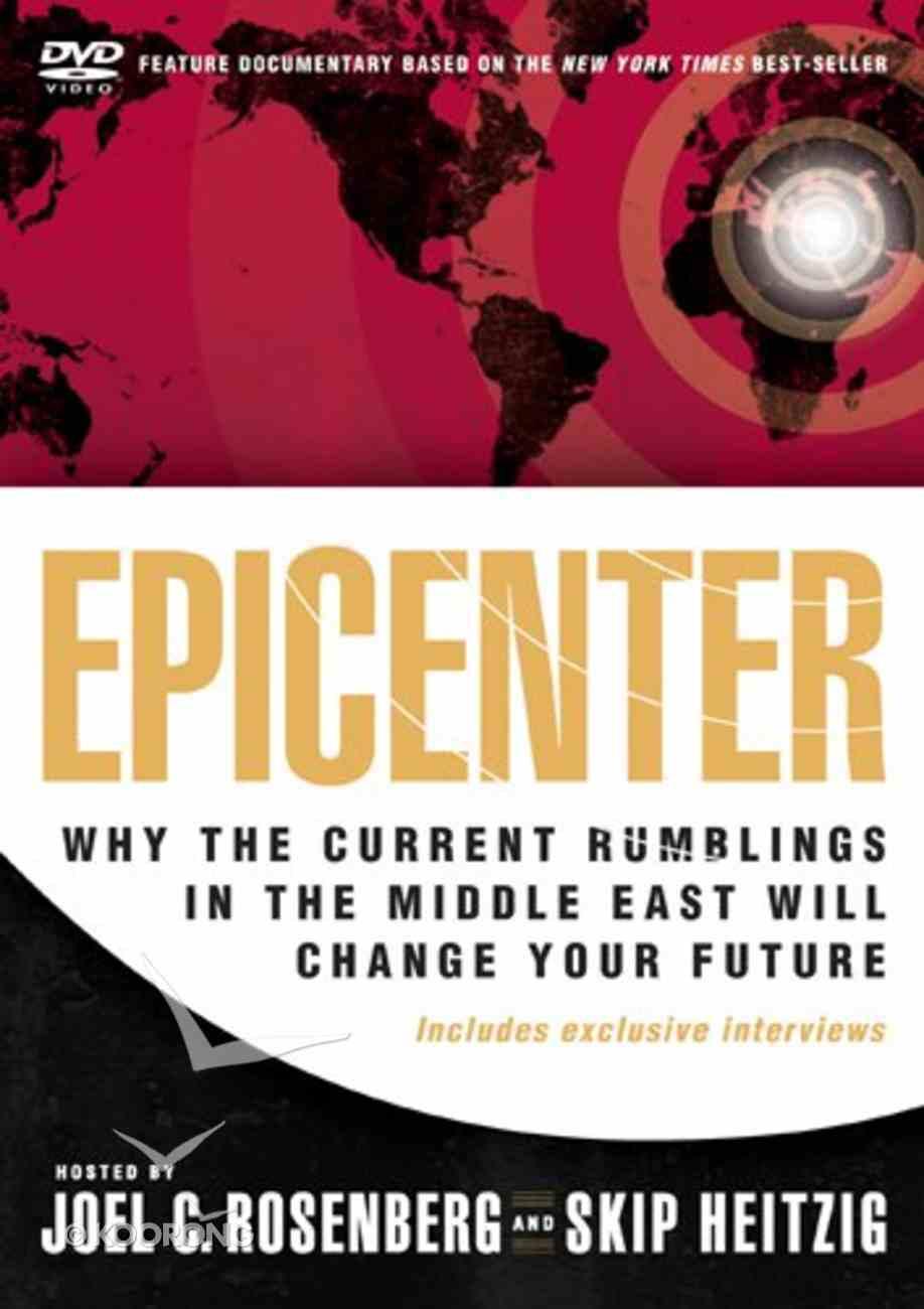 Epicenter DVD