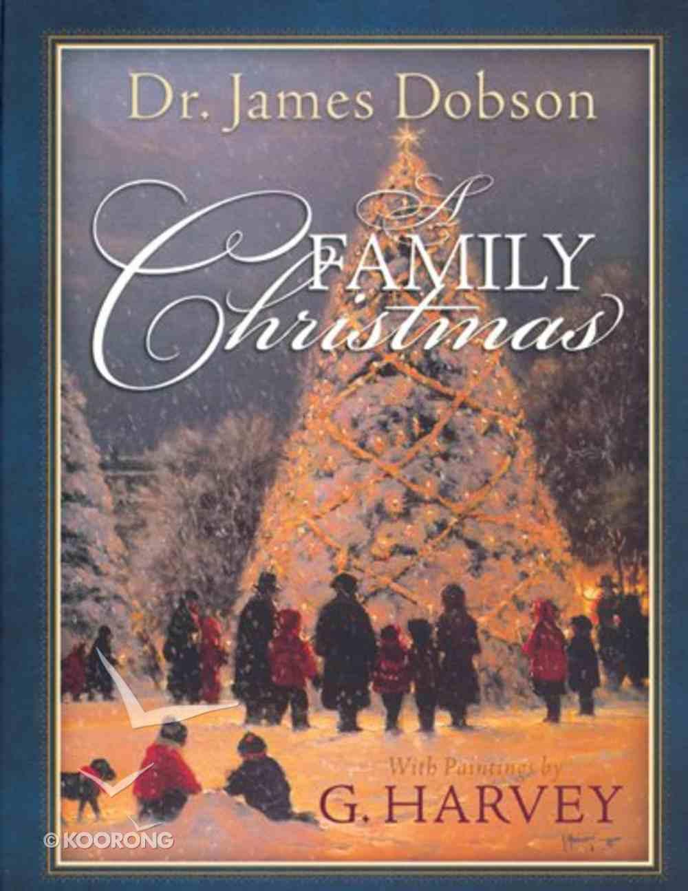 A Family Christmas Hardback