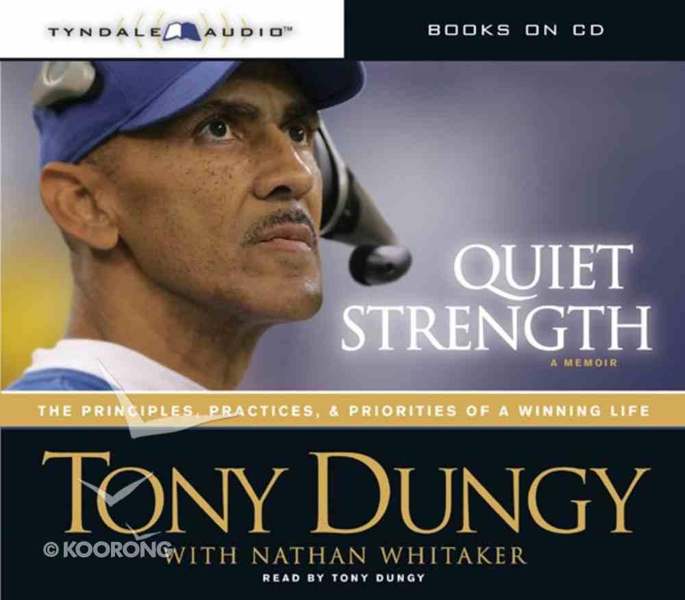 Quiet Strength (4 Cds) CD