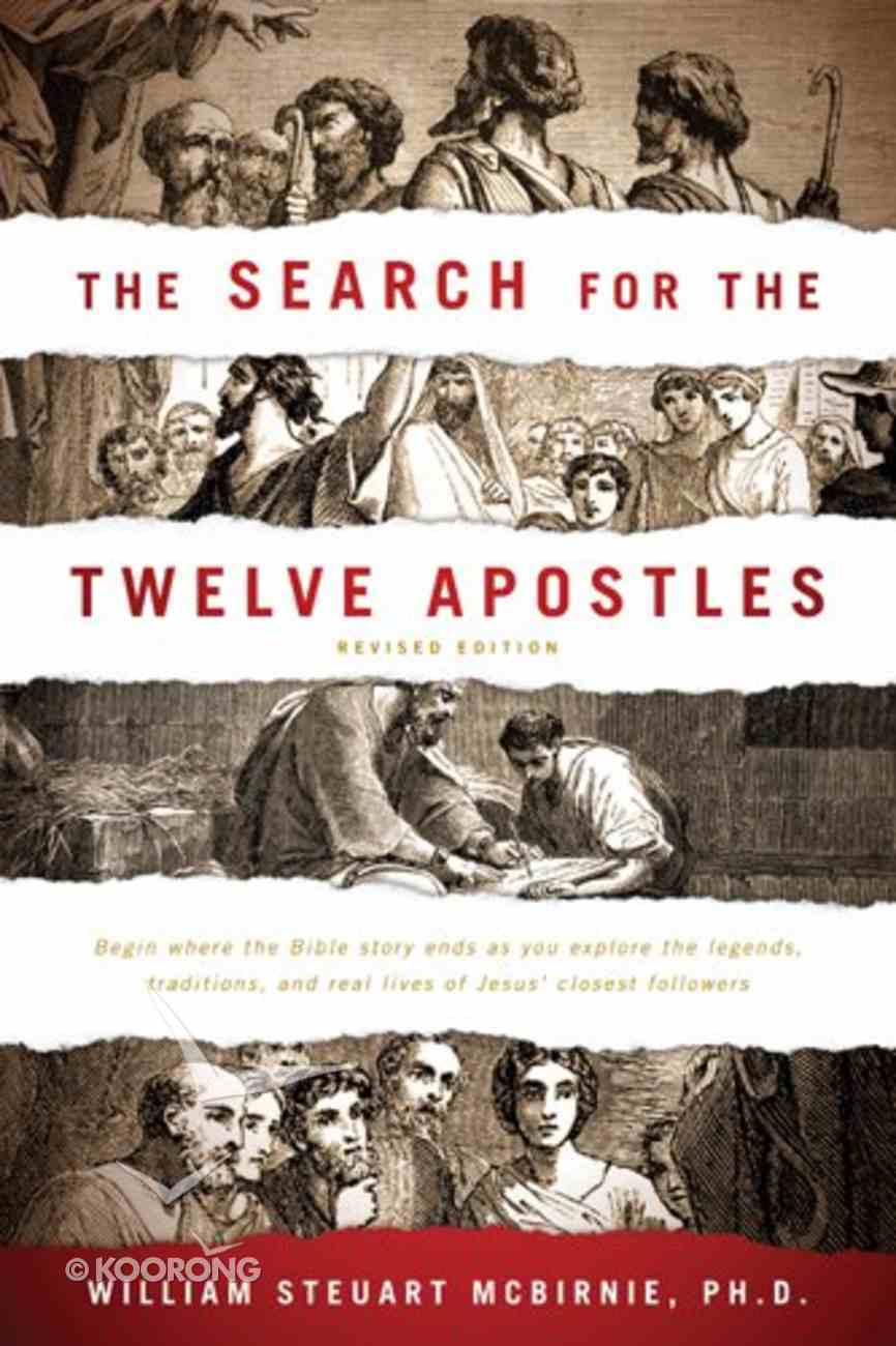 The Search For the Twelve Apostles Paperback