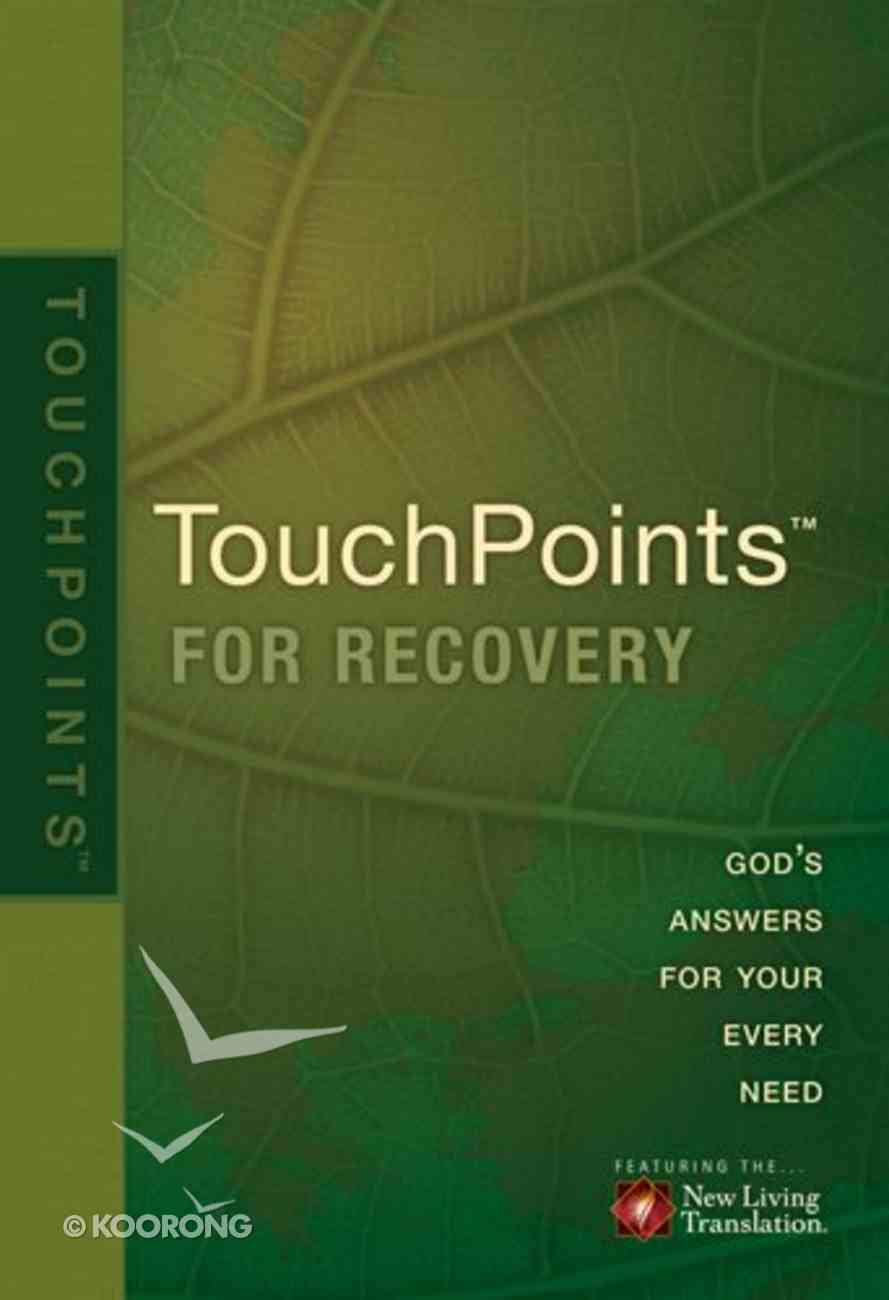 Touchpoints For Recovery Paperback