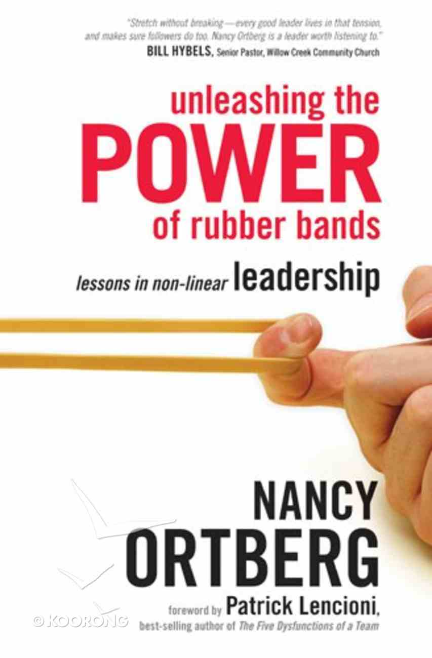 Unleashing the Power of Rubber Bands Hardback