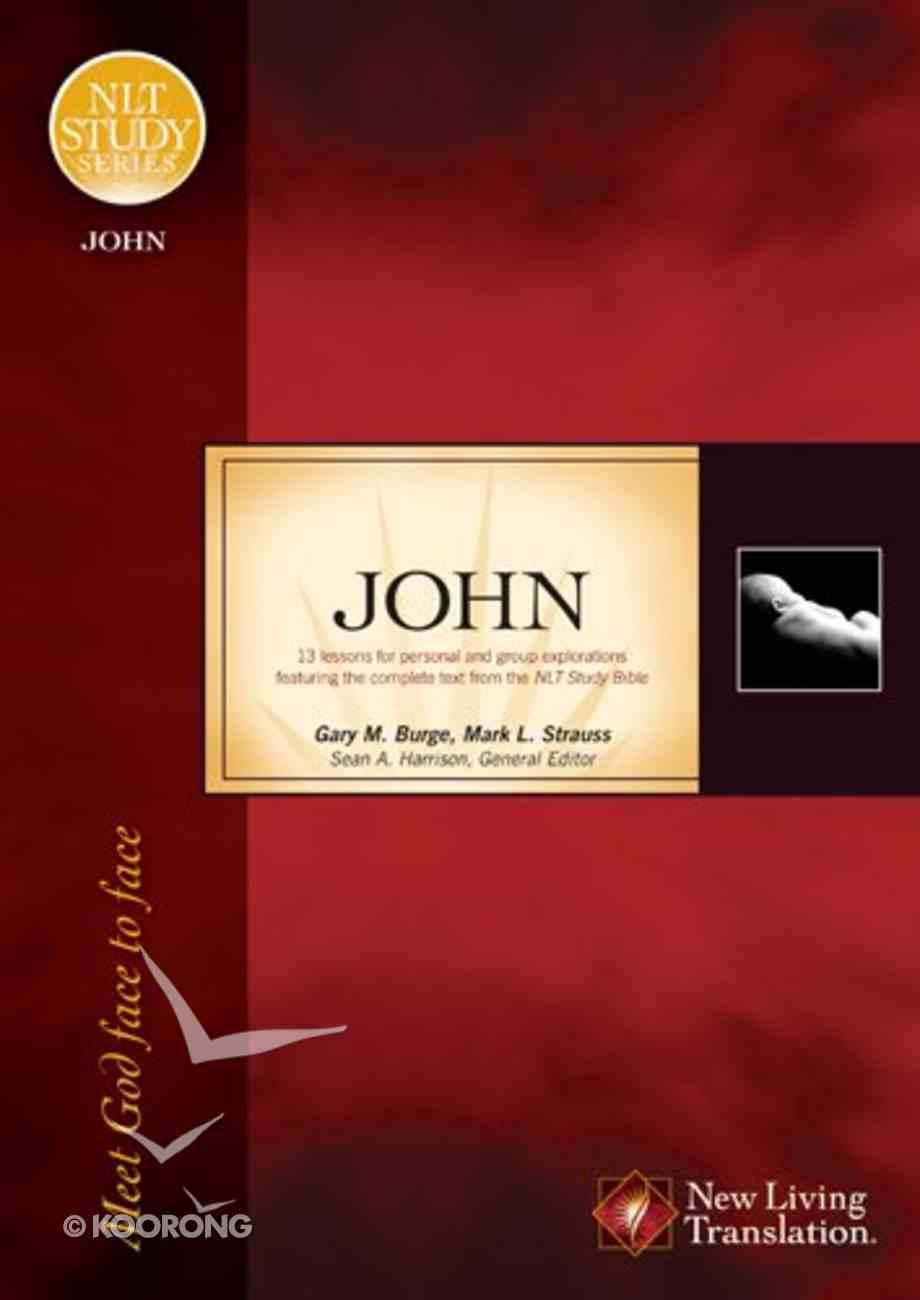 John (New Living Translation Study Series) Paperback