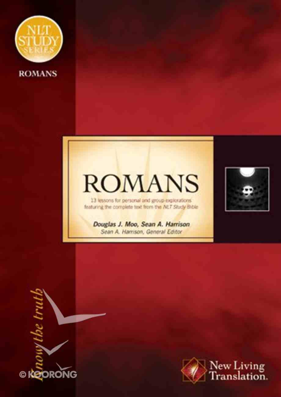 Romans (New Living Translation Study Series) Paperback