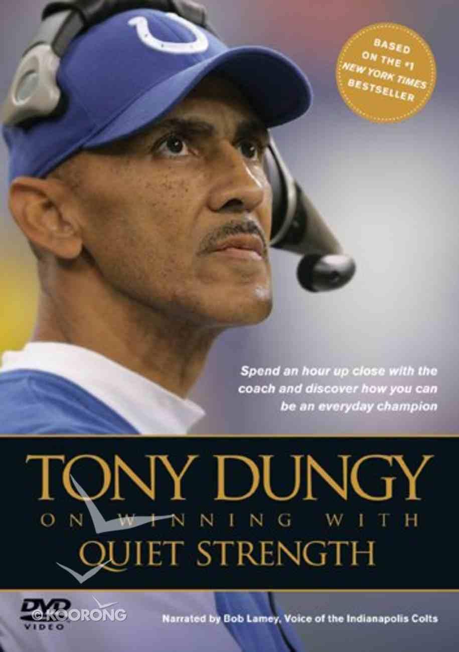 Quiet Strength (Dvd-rom) Dvd-rom