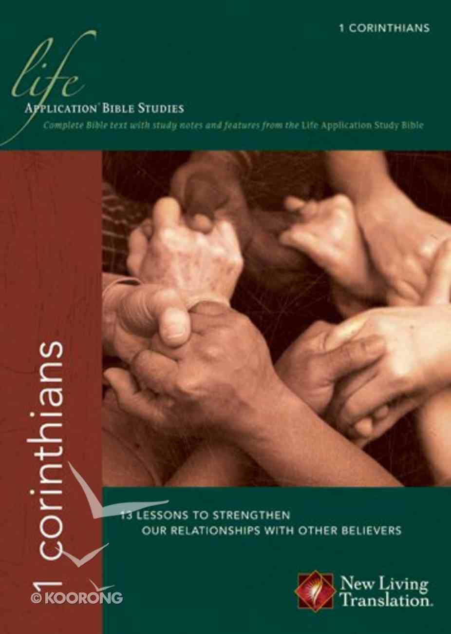 1 Corinthians (Life Application Bible Study Series) Paperback