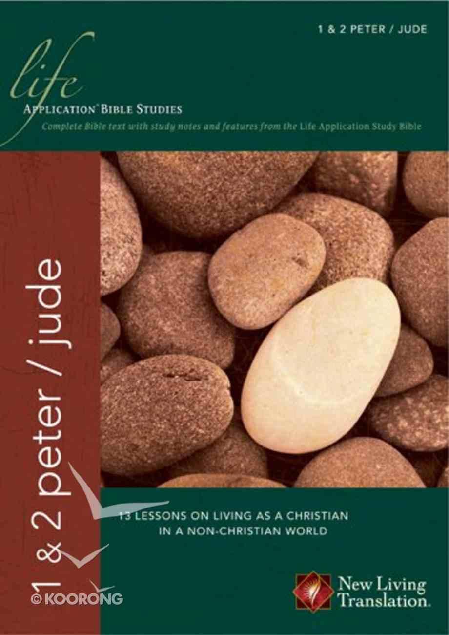 1 & 2 Peter & Jude (Life Application Bible Study Series) Paperback