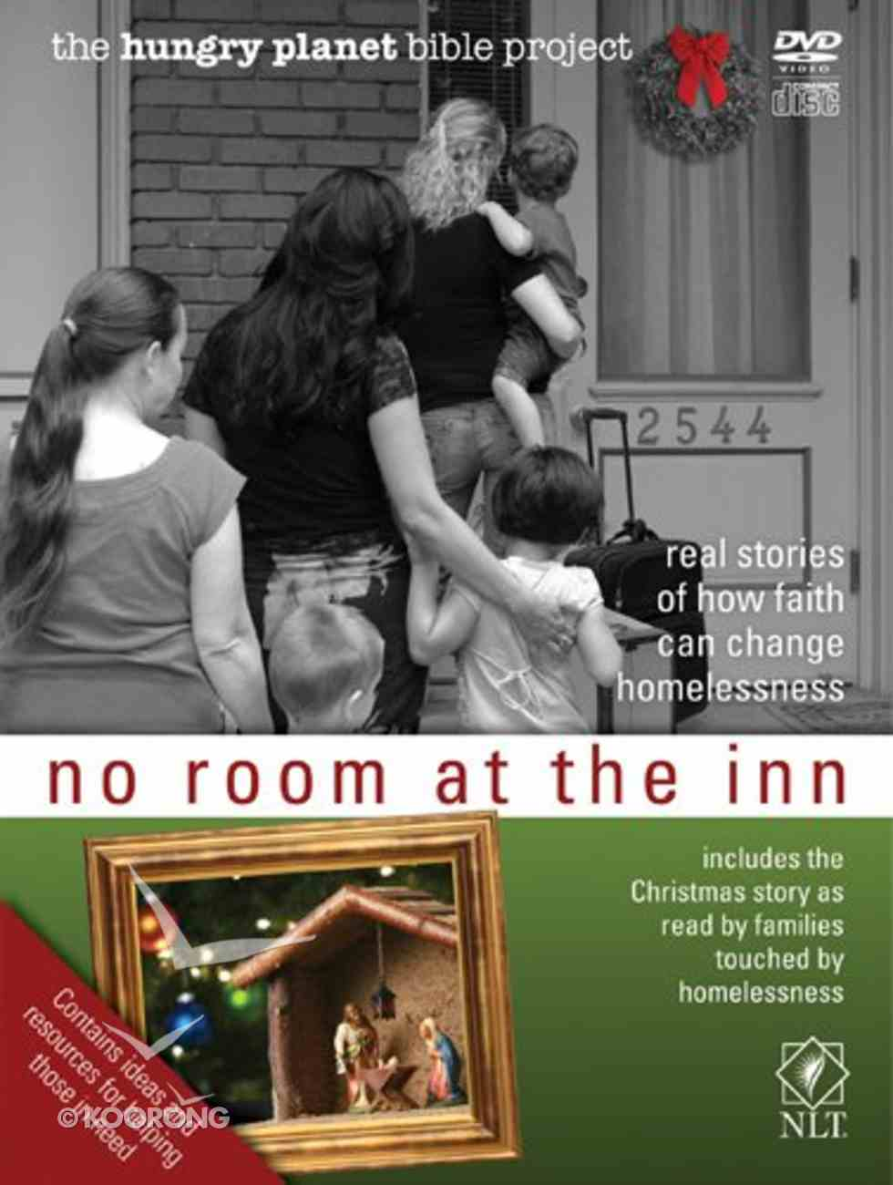 The NLT Hungry Planet Project: No Room At the Inn Multimedia Experience CD