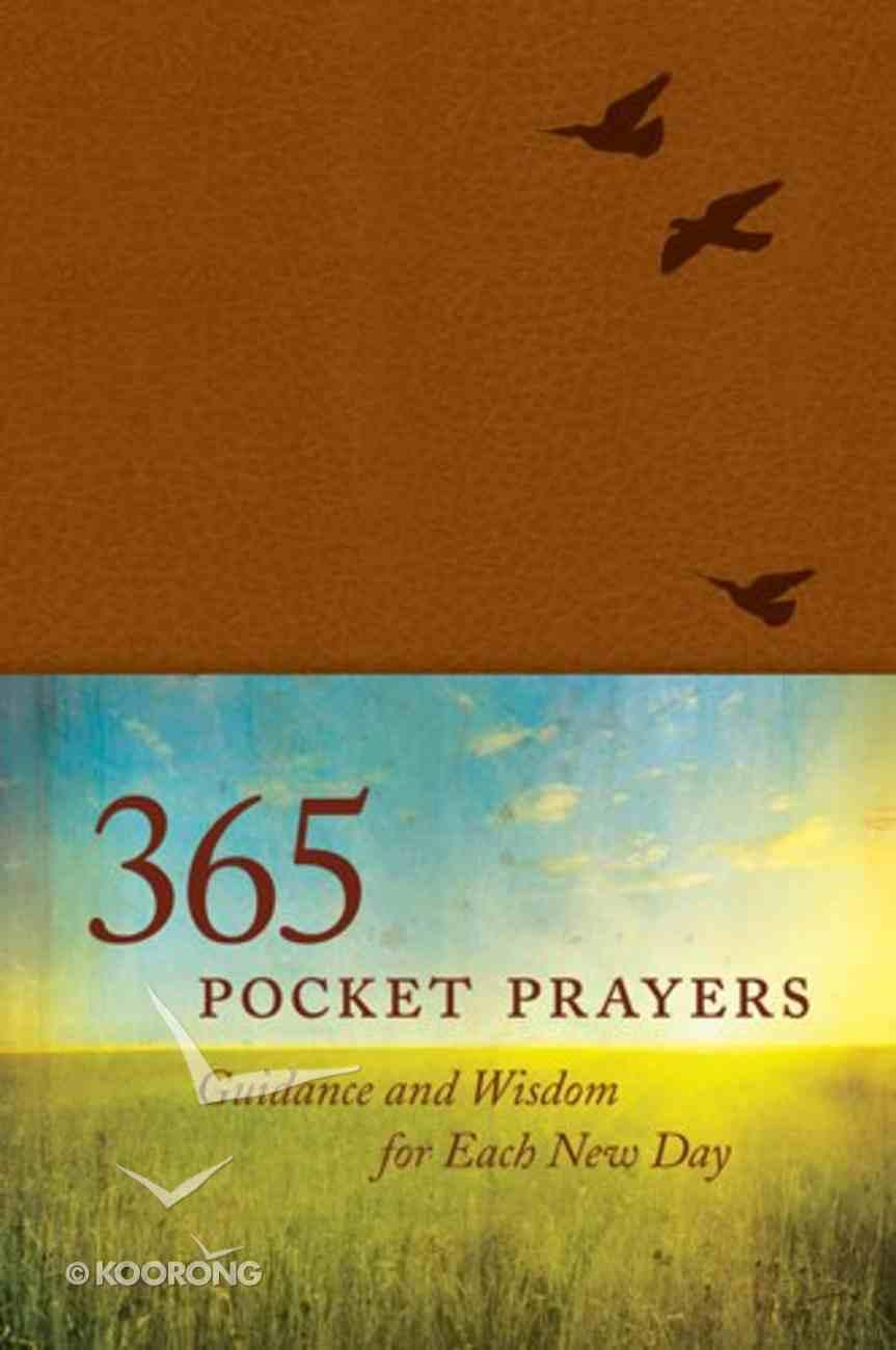 365 Pocket Prayers Flexi Back