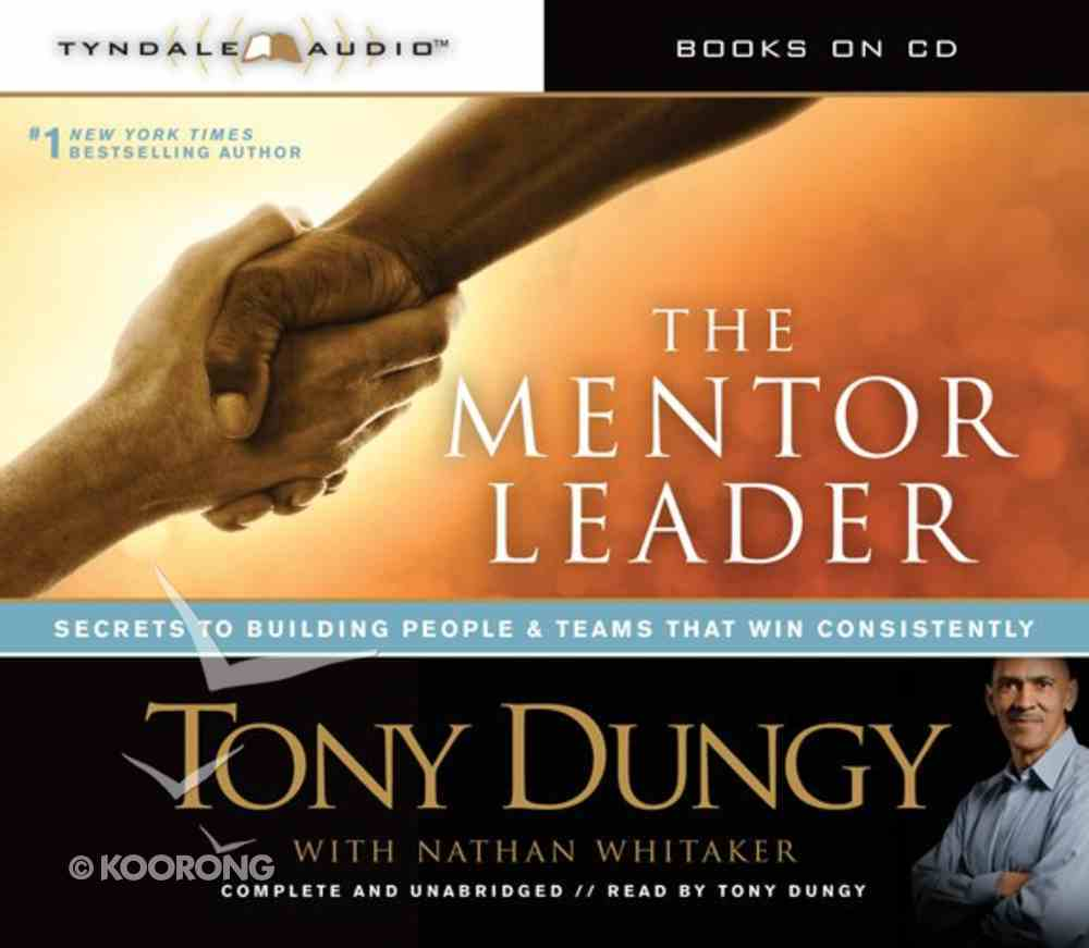 The Mentor Leader Hardback