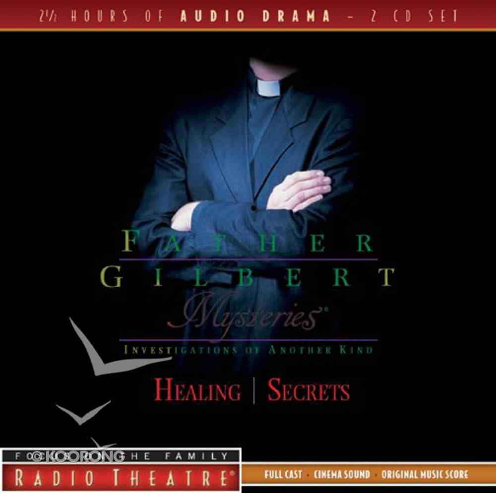 Radio Theatre #02: Father Gilbert Mysteries (3 CDS) (#02 in Father Gilbert Mysteries Radio Series) CD