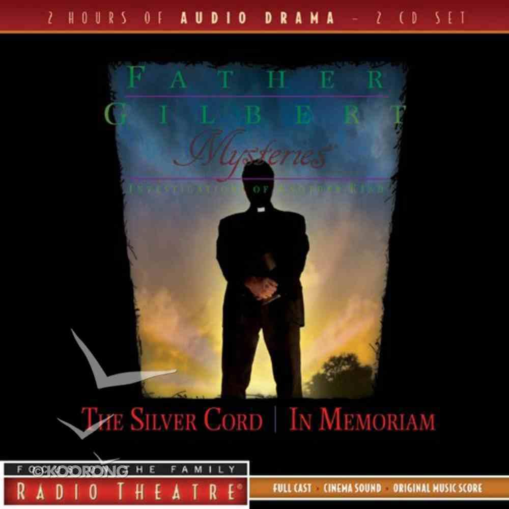 Radio Theatre #04: Father Gilbert Mysteries (2 Cds) CD