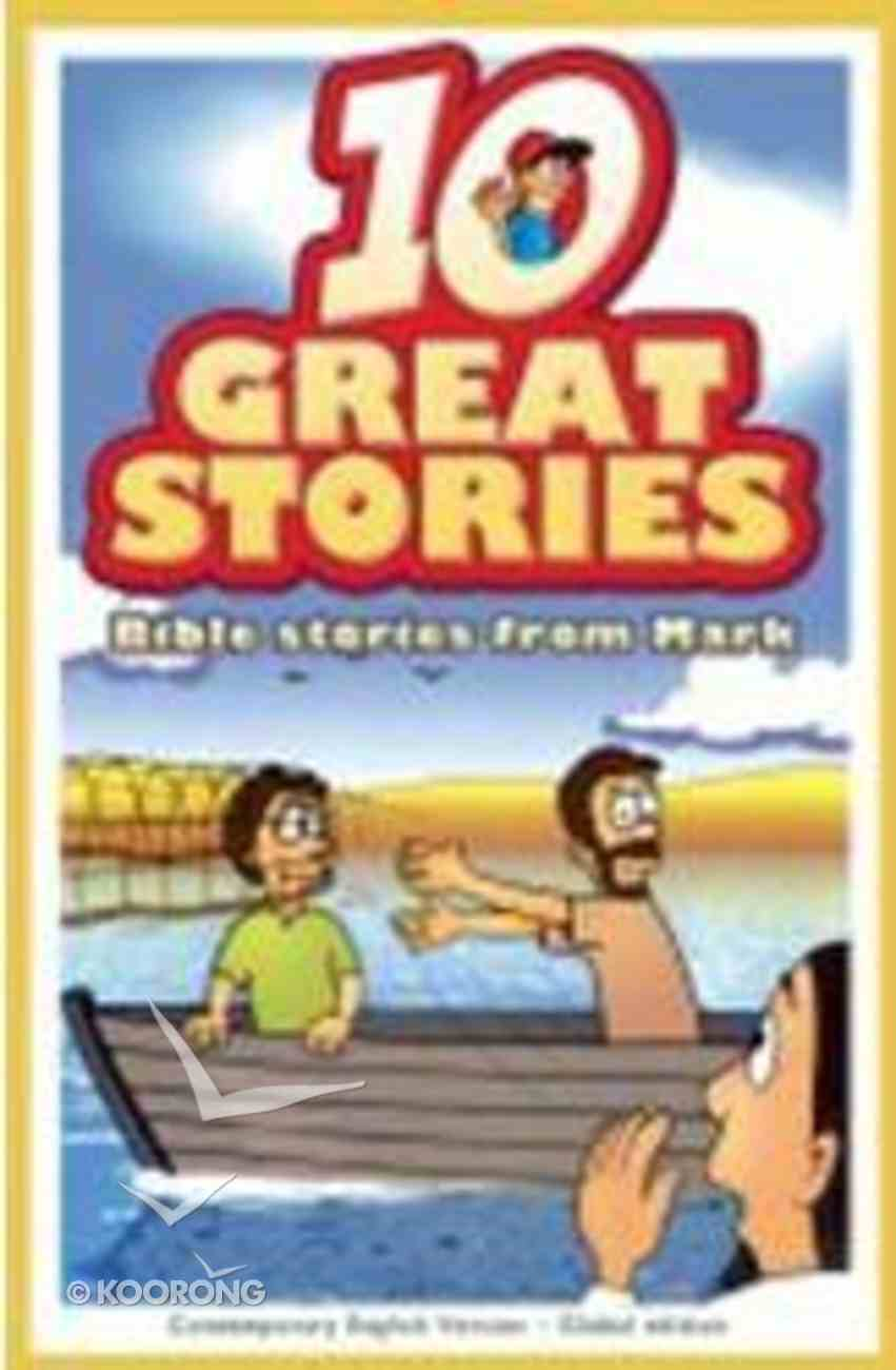 Bible Stories From Mark (10 Great Stories Series) Hardback