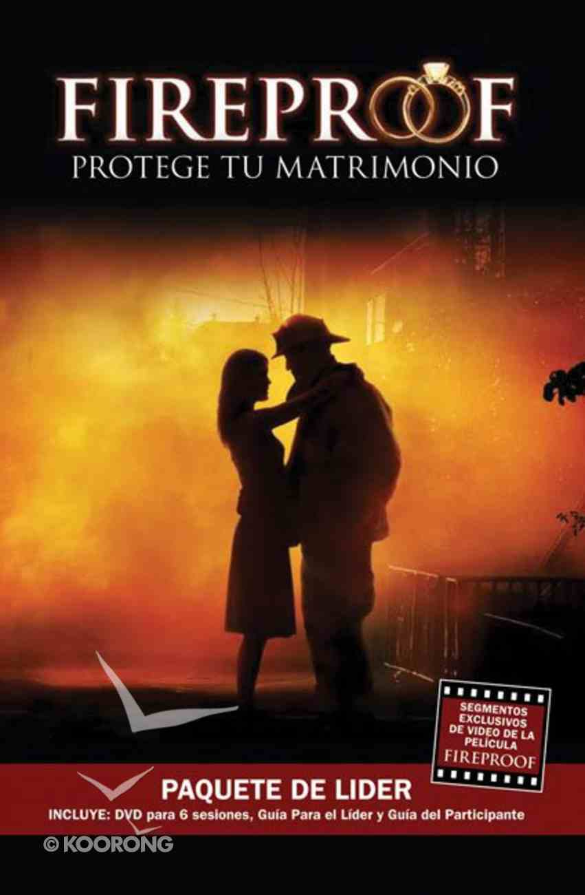 Fireproof Paquete De Lider (Leader's Kit) Pack