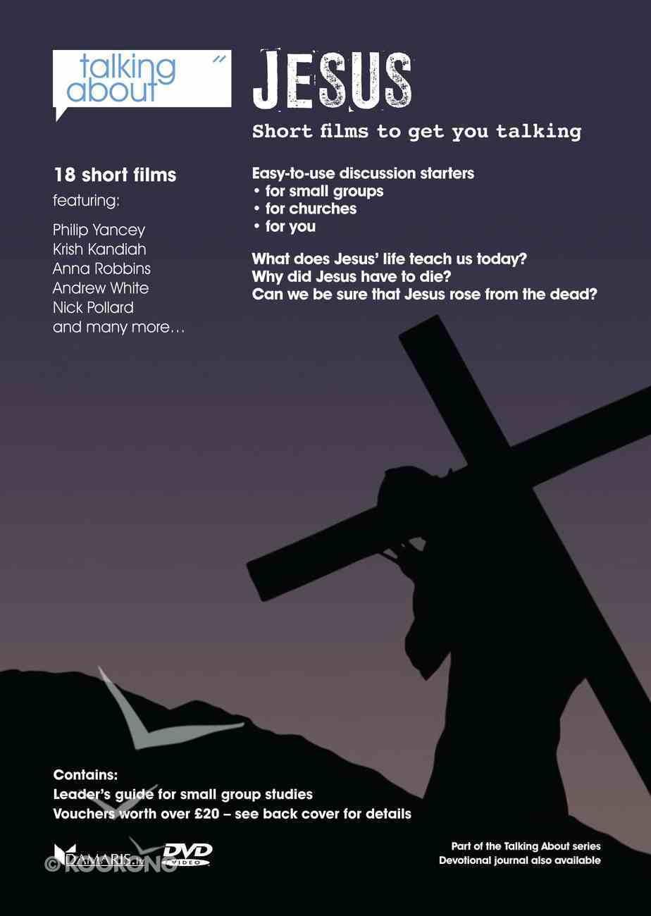 Talking About Jesus Dvd-rom