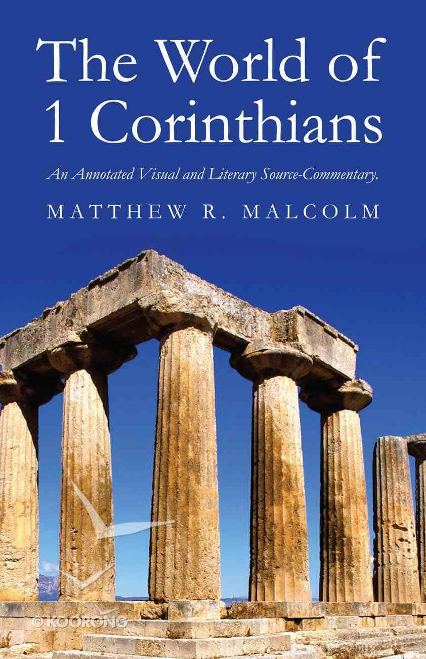 The World of 1 Corinthians Paperback