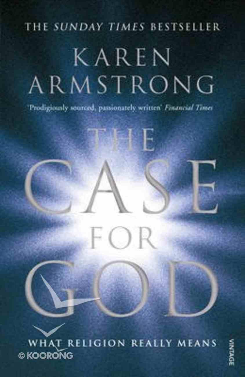 The Case For God Paperback