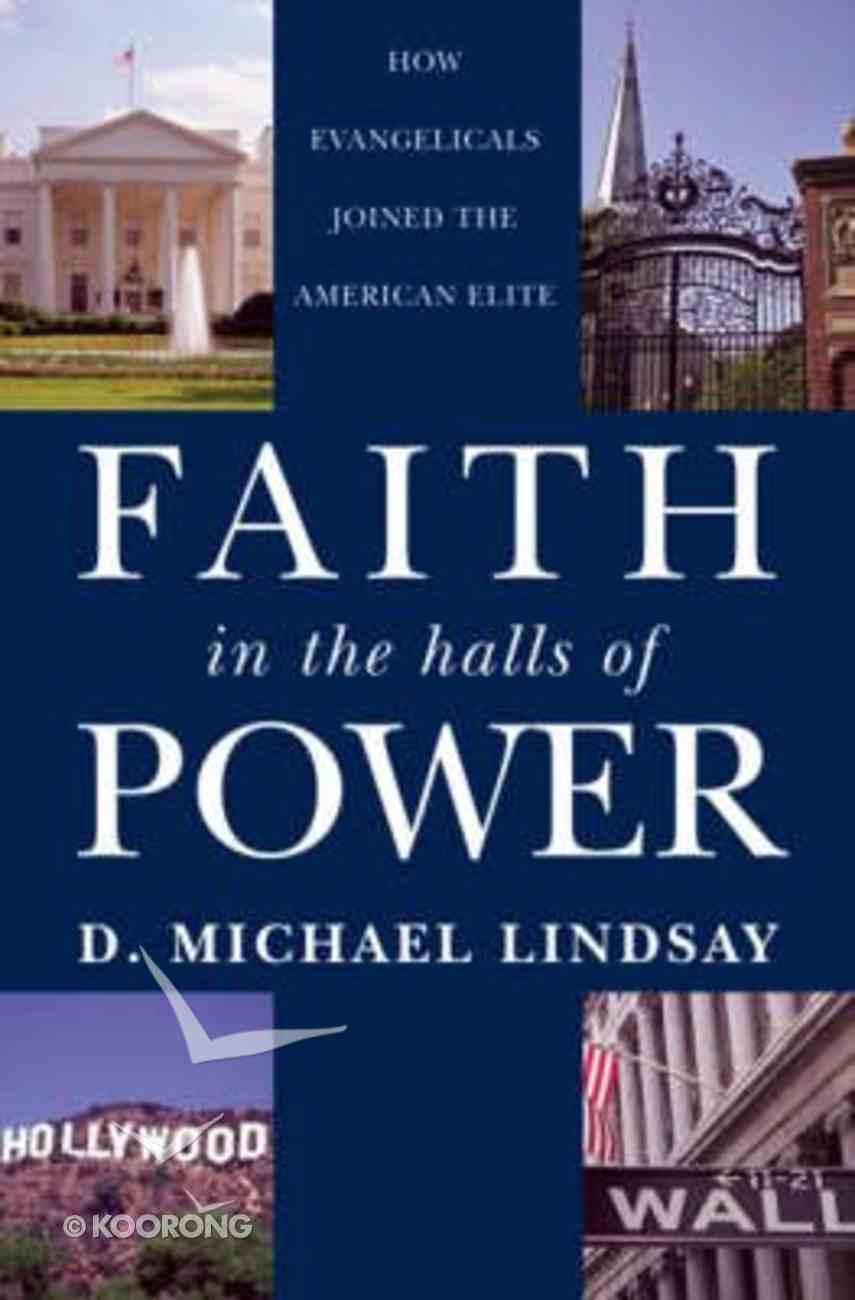 Faith in the Halls of Power Hardback