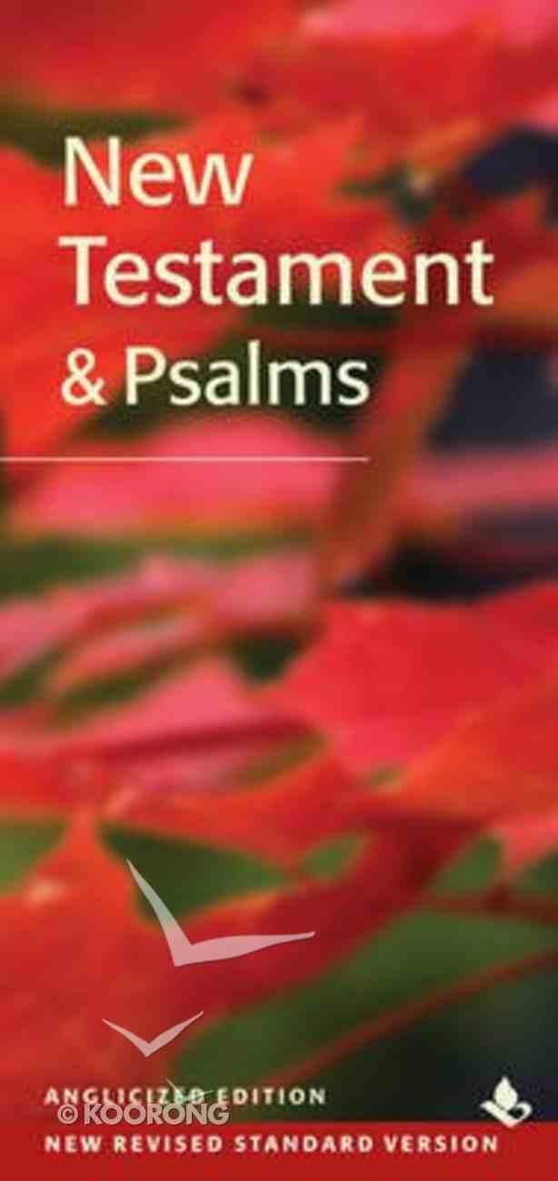 NRSV Slimline New Testament and Psalms Paperback