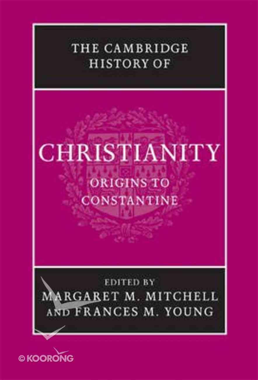 Cambridge History of Christianity (9 Volume Set) Hardback