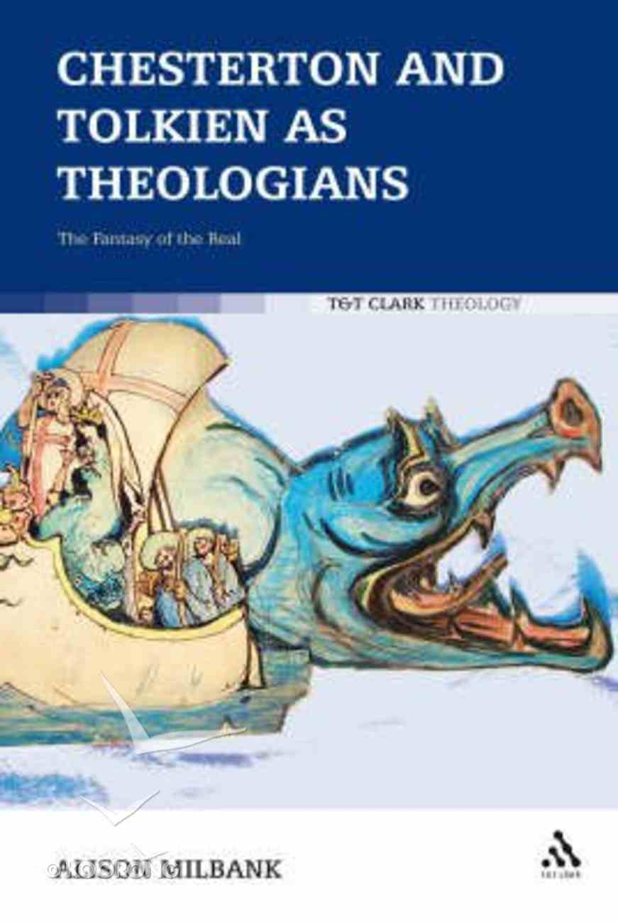Chesterton and Tolkien as Theologians Hardback