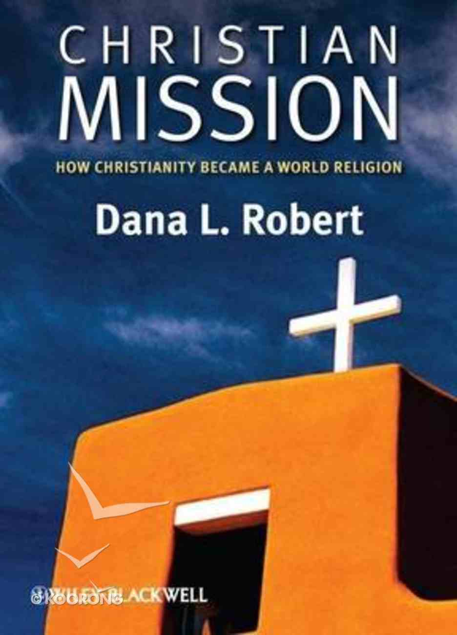 Christian Mission Paperback