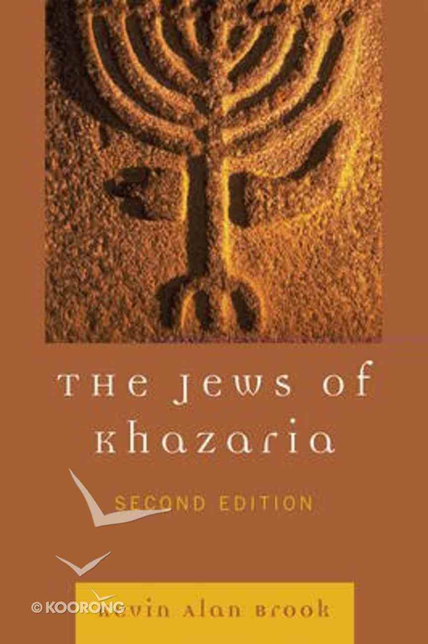 The Jews of Khazaria (2nd Edition) Paperback