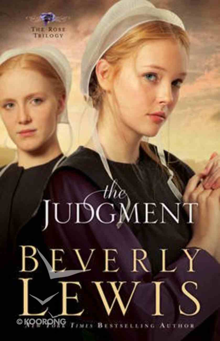 The Judgment (#02 in The Rose Trilogy Series) Hardback