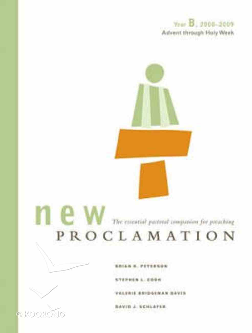 New Proclamation Paperback