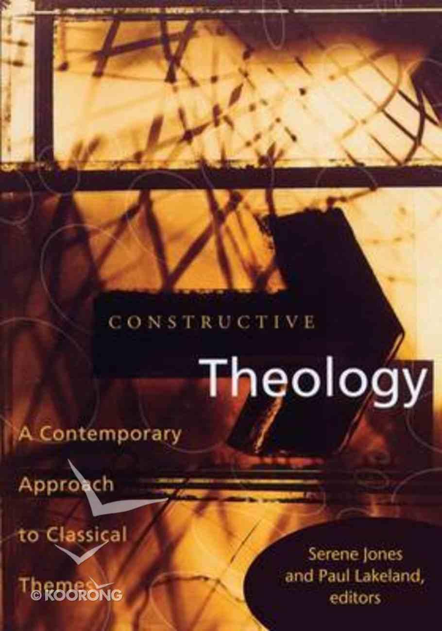 Constructive Theology CDROM CD-rom