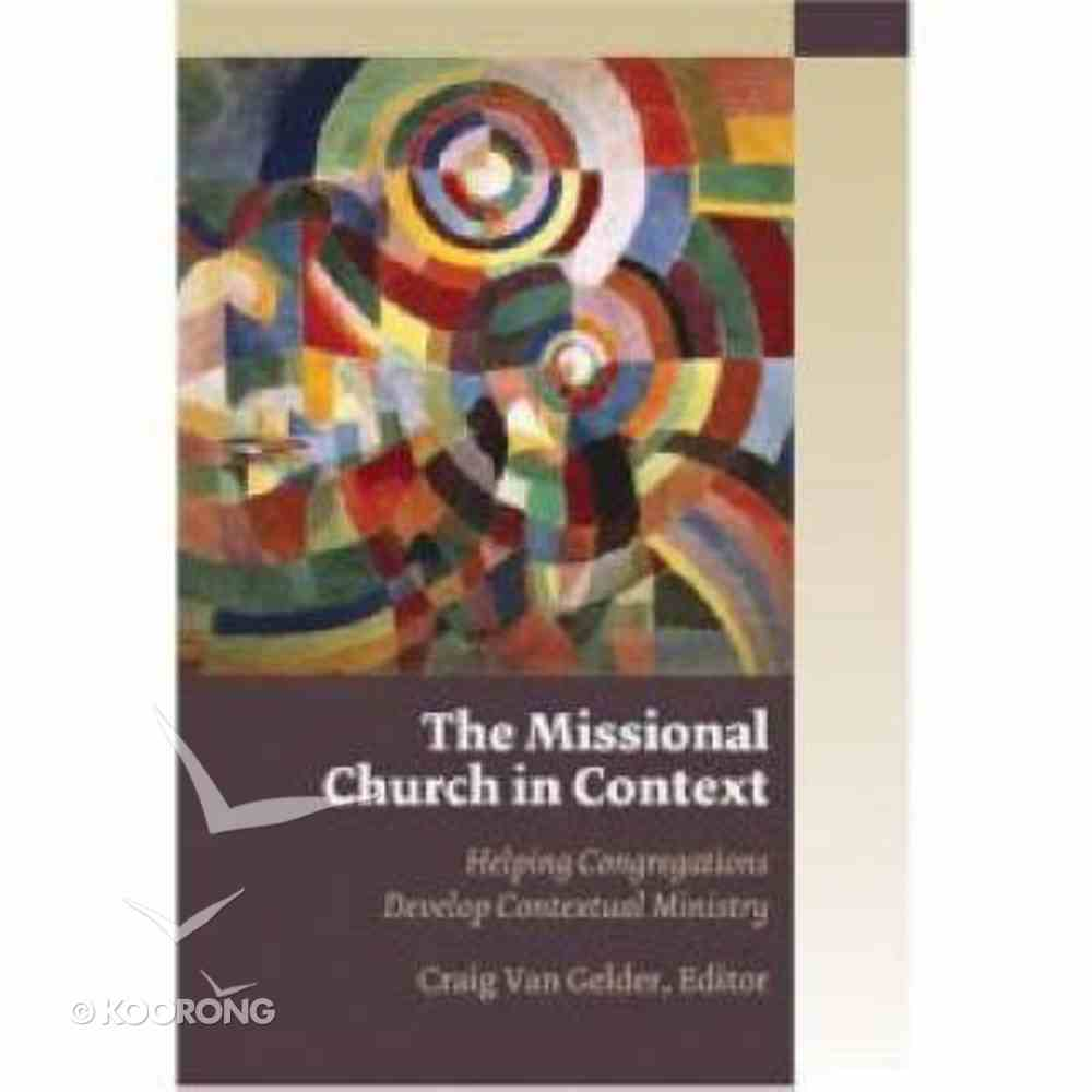 The Missional Church in Context Paperback