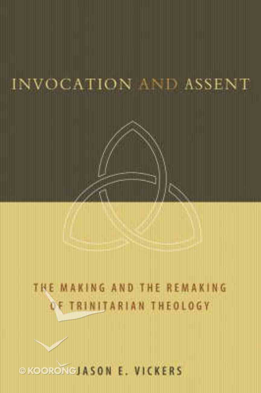 Invocation and Assent Paperback