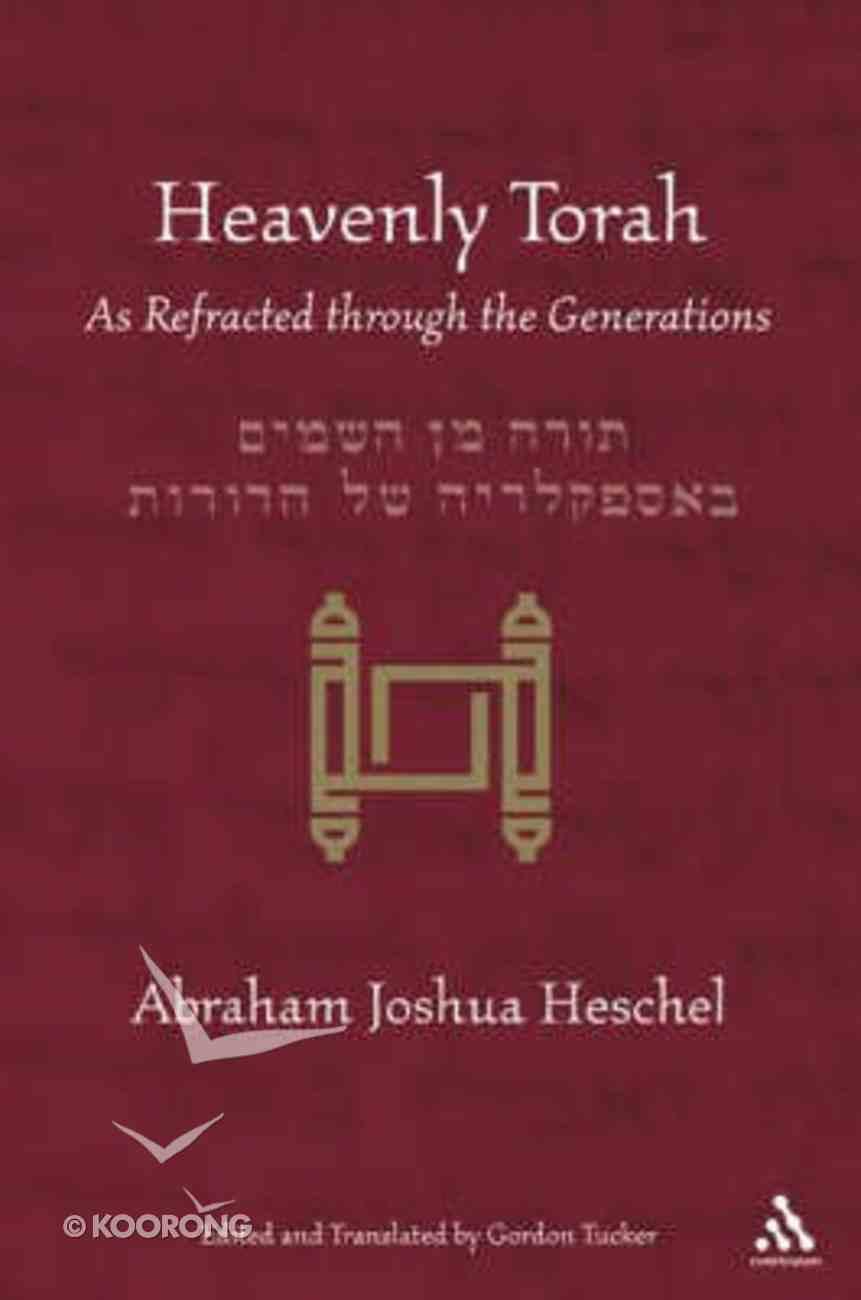 Heavenly Torah Paperback