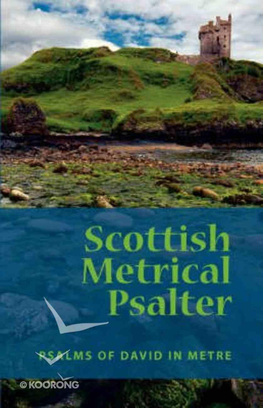Scottish Metrical Psalter Paperback