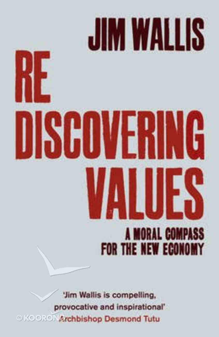 Rediscovering Values Paperback