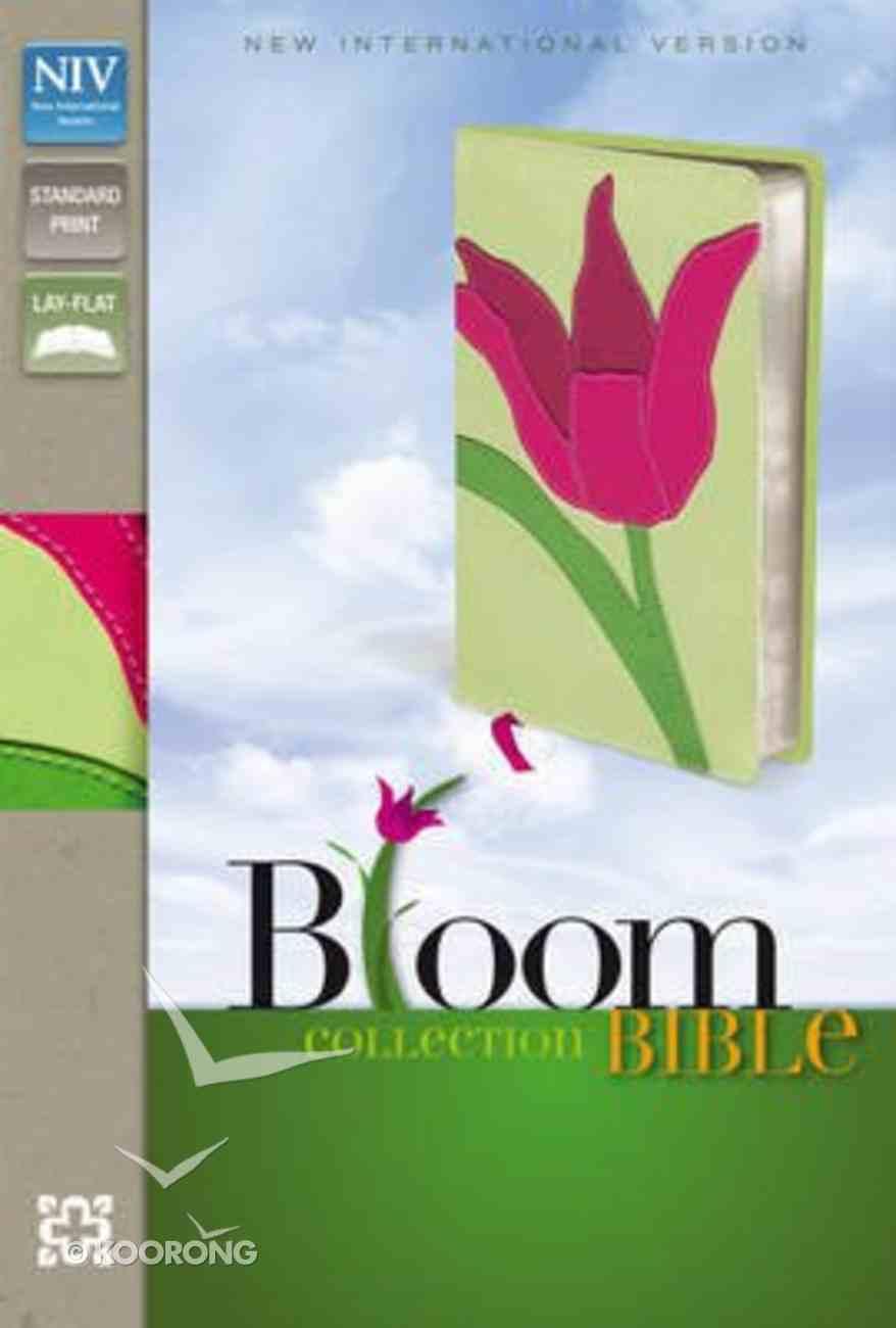 NIV Thinline Bible Tulip Imitation Leather