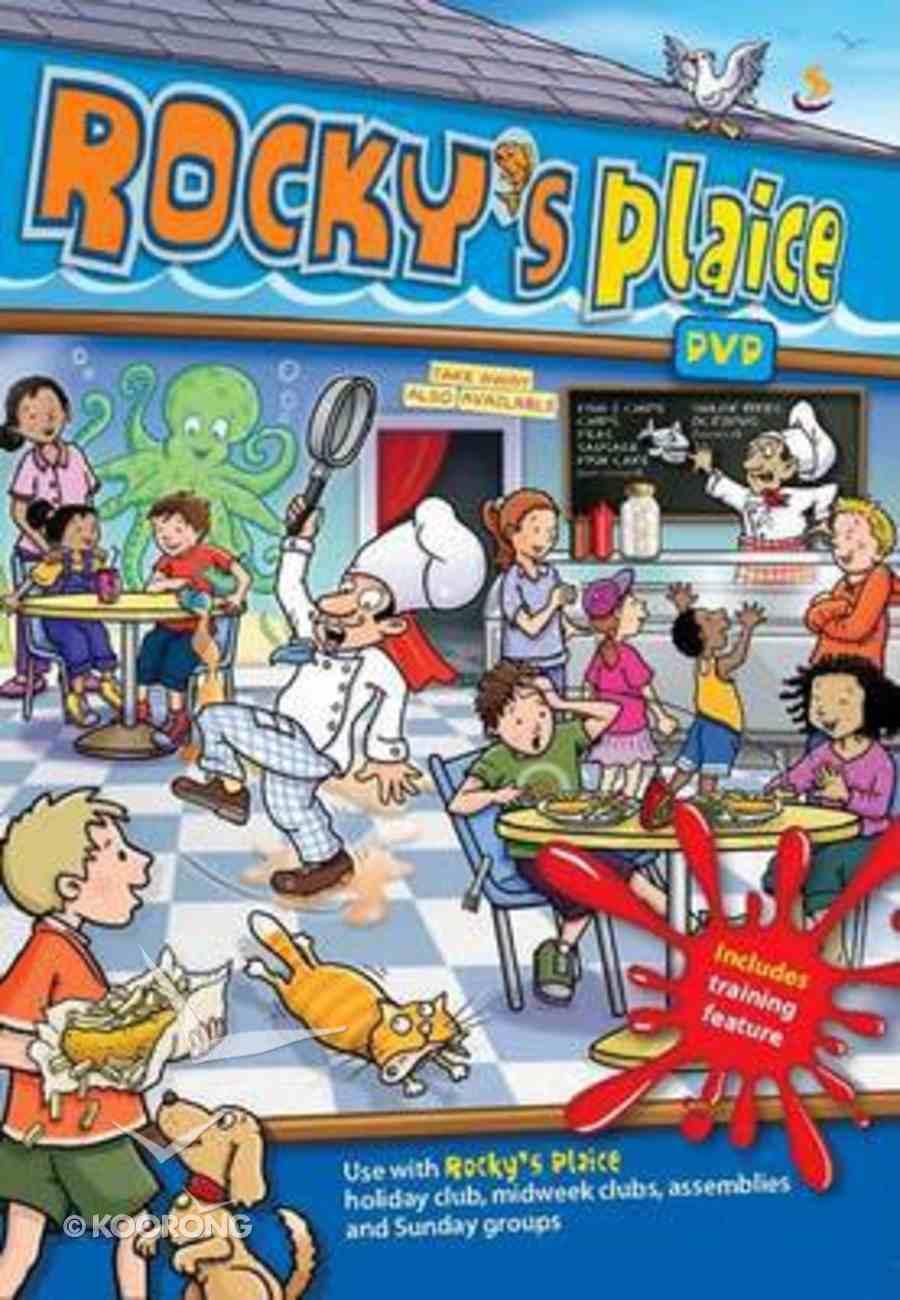 Rocky's Plaice (Dvd) DVD