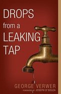 Drops From A Leaking Tap image