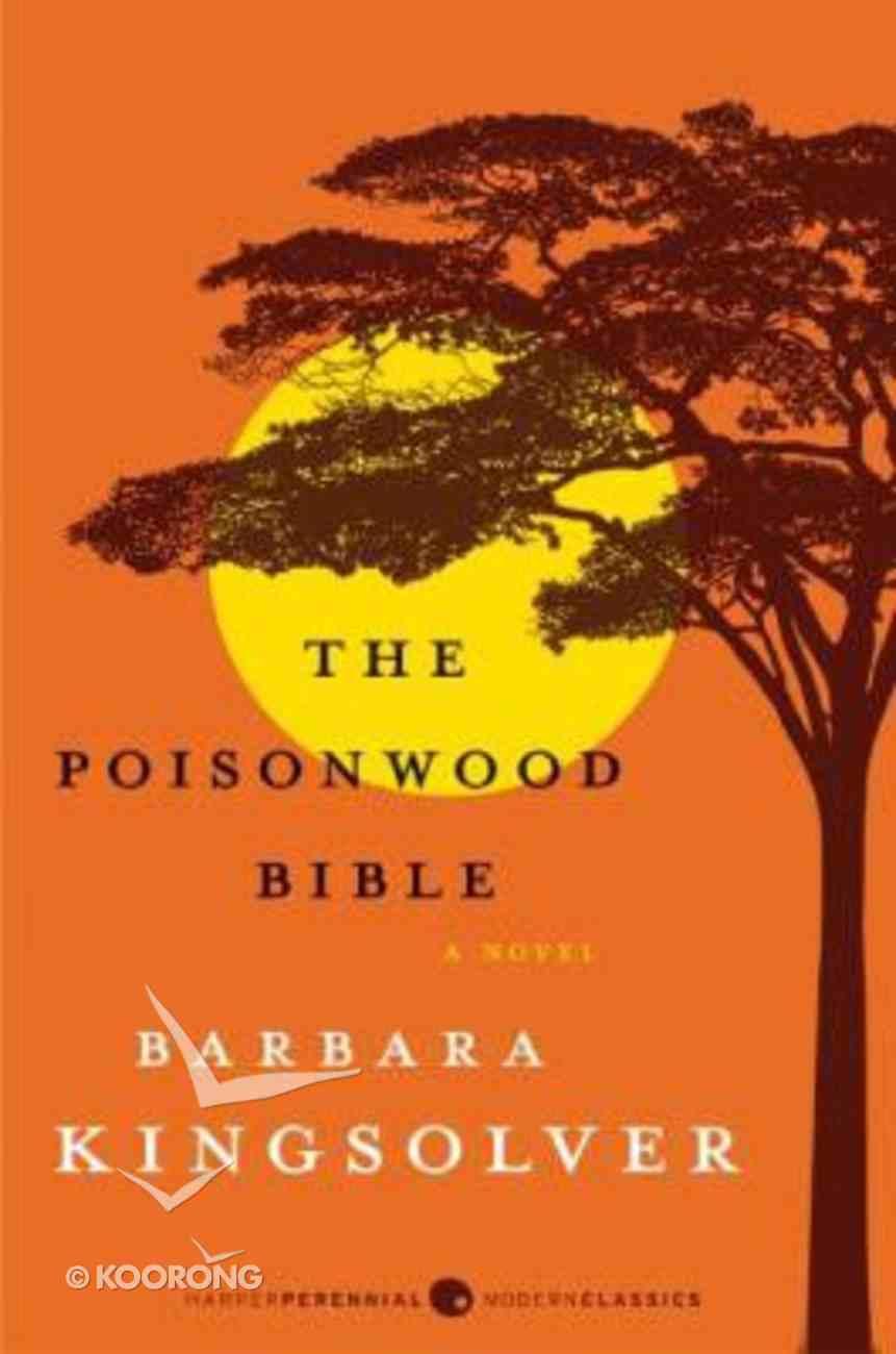 The Poisonwood Bible Paperback