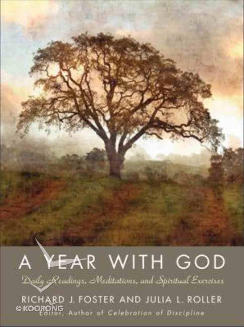 A Year With God Hardback
