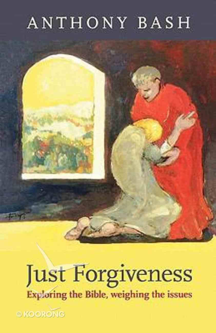 Just Forgiveness Paperback