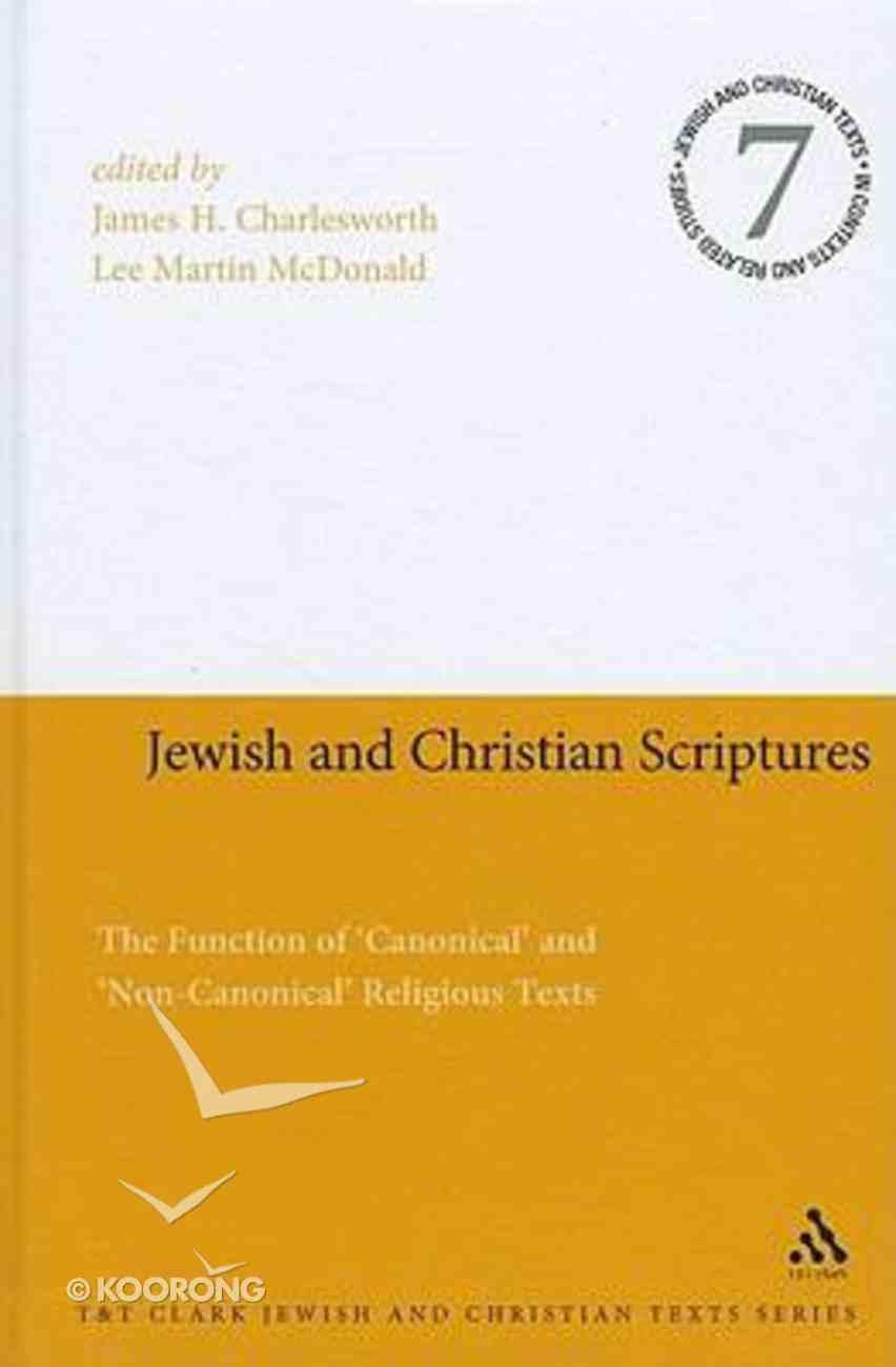 Jewish and Christian Scriptures Hardback