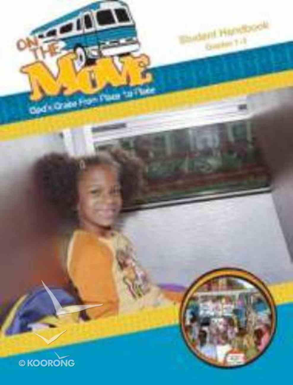 On the Move (Student Handbook, Grades 1-3) Paperback