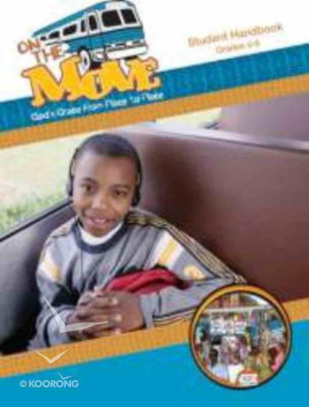 On the Move (Student Handbook, Grades 4-6) Paperback