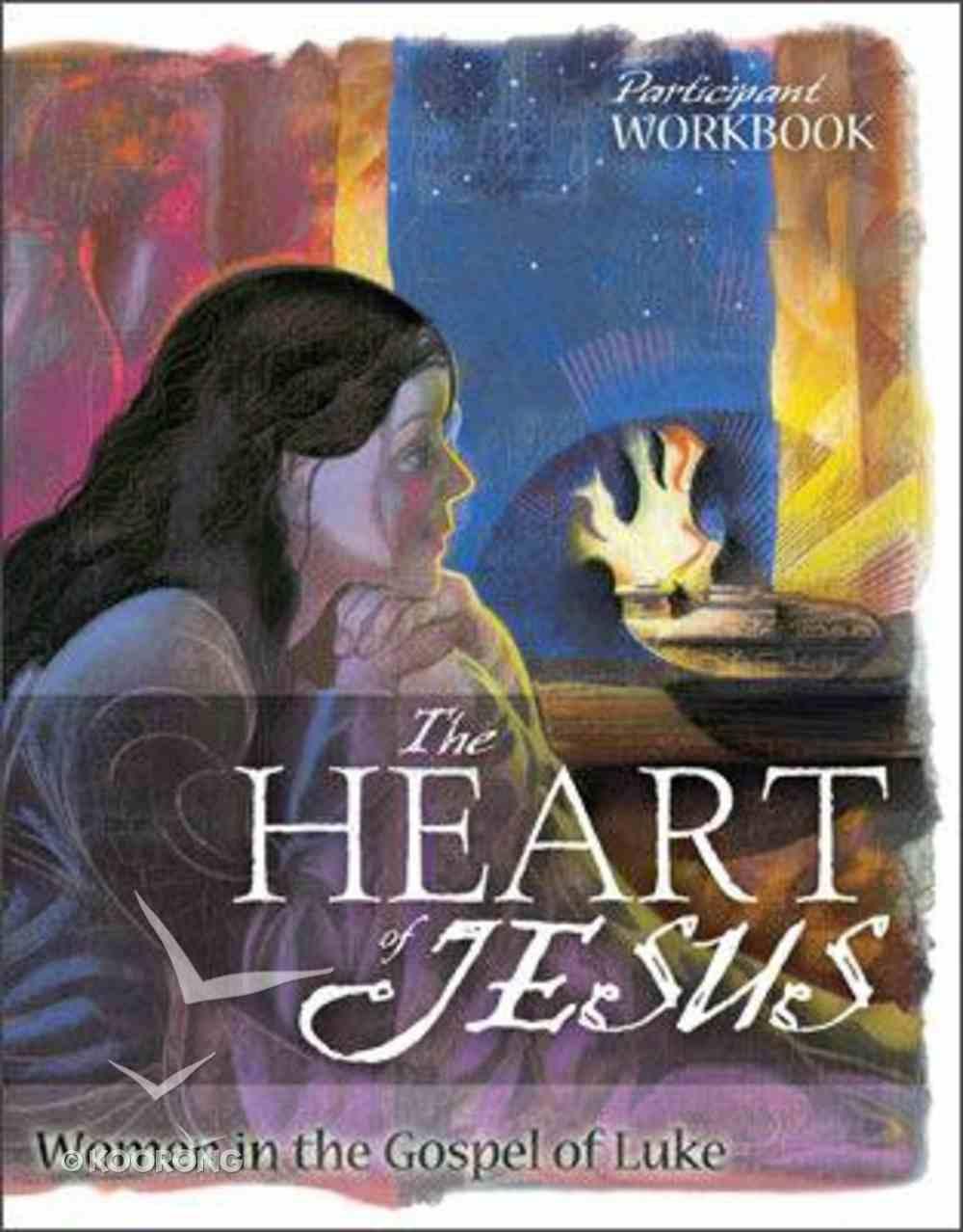 The Heart of Jesus (Workbook) Paperback