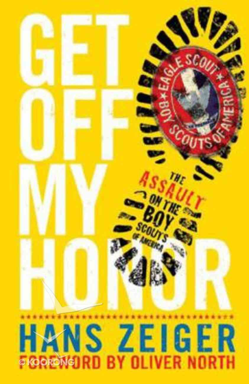 Get Off My Honor! Paperback
