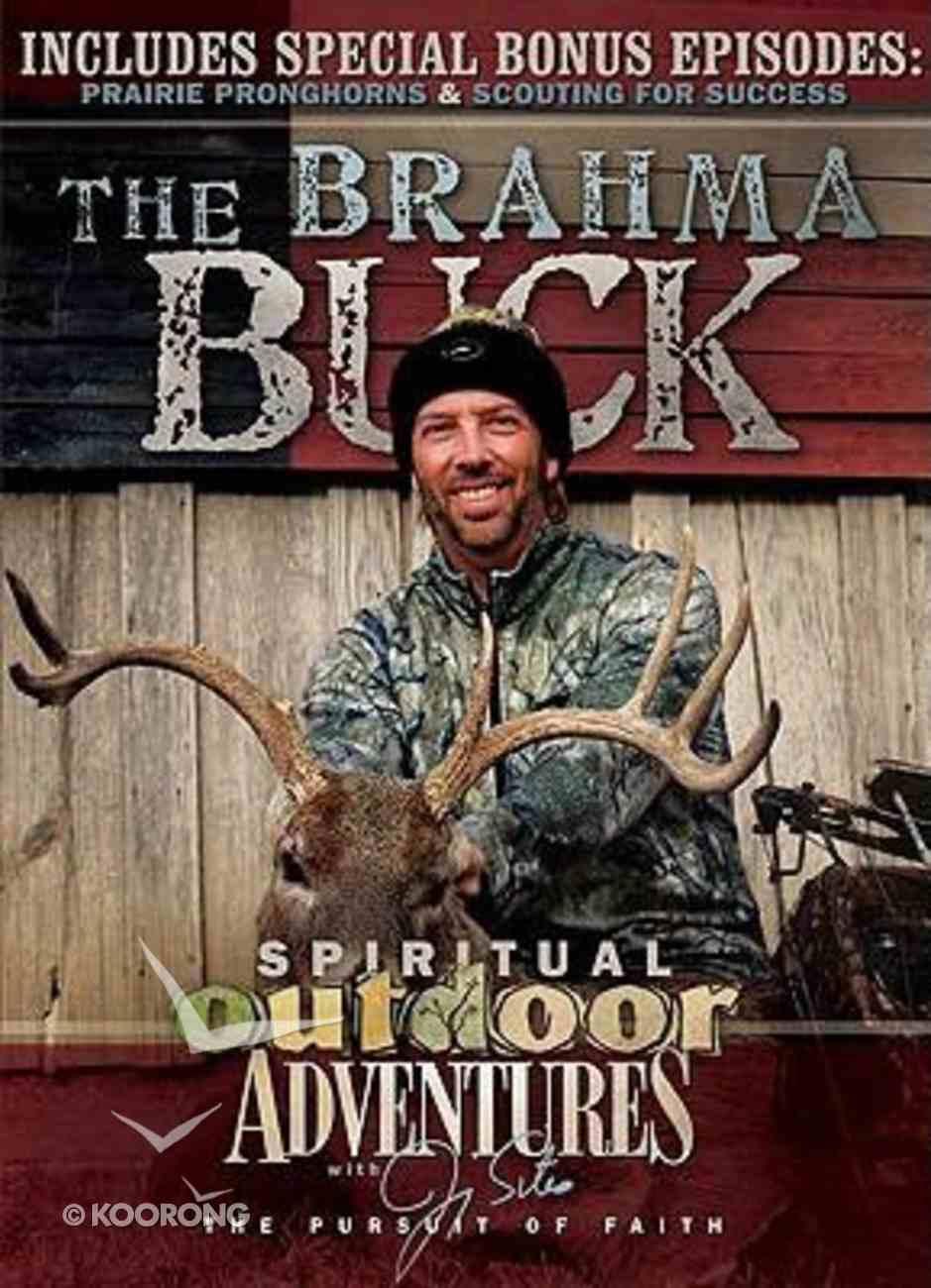 The Brahma Buck (Spiritual Outdoor Adventure Series) DVD
