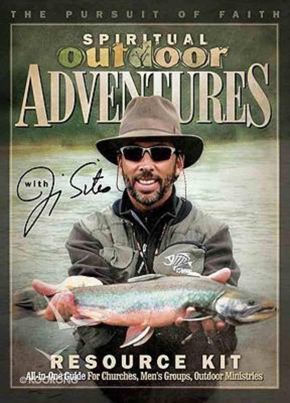 Resource Kit DVD (Spiritual Outdoor Adventure Series) DVD