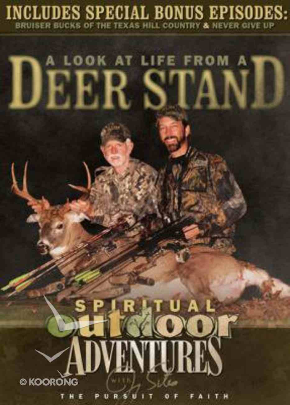 A Look At Life From a Deer Stand (Spiritual Outdoor Adventure Series) DVD