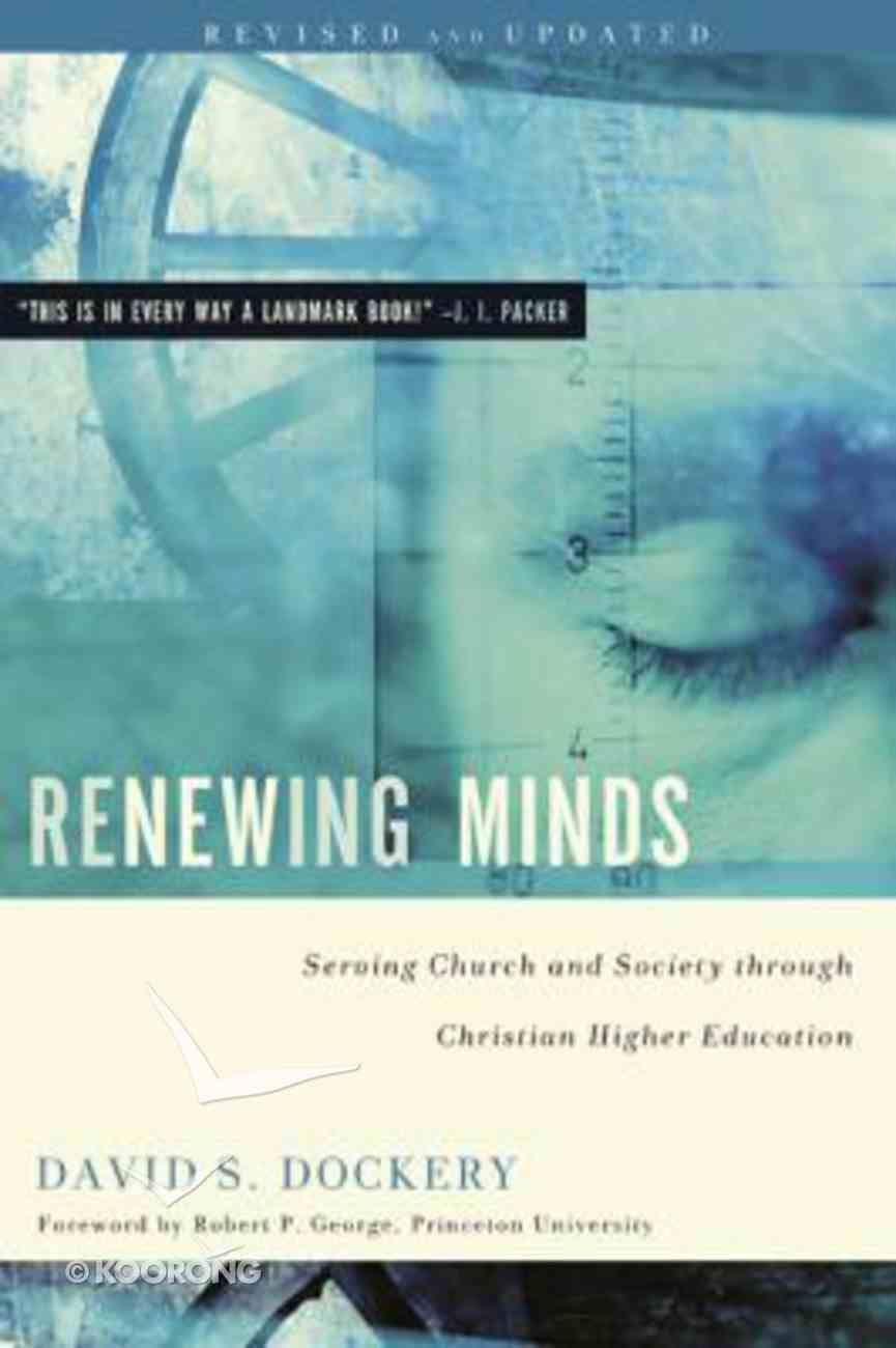 Renewing Minds Paperback